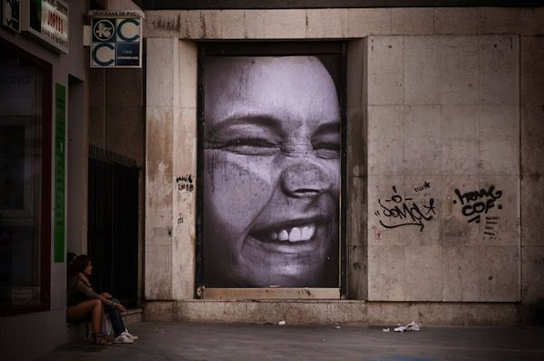 "Mentalgassi auf dem ""GETXO Photo""-Festival in Spanien"