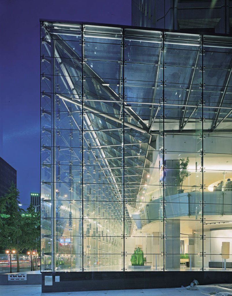 India Glass Glazing Is Favoured To The Appearance Of The