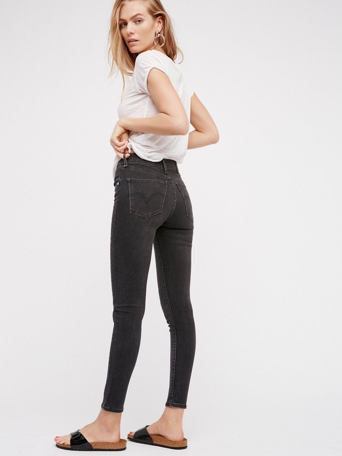 kostengünstig 2347e 33b9c Levi's Mile High Super Skinny Jeans | Sartorial things. in ...