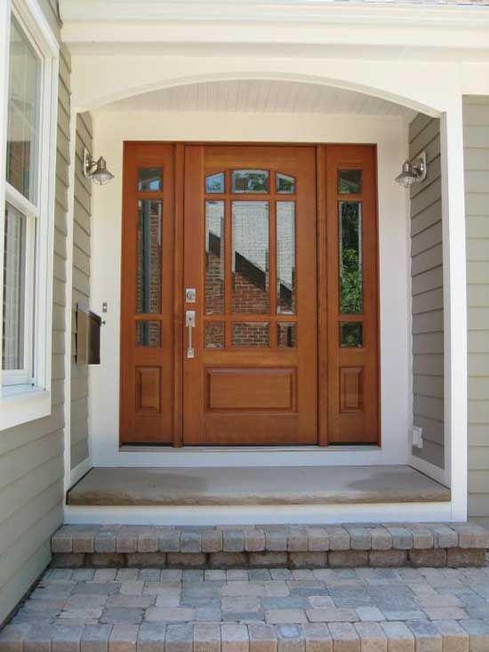 20 Stunning Front Door Designs: Decor1251 20 Design For Modern Doors For Beautiful Home