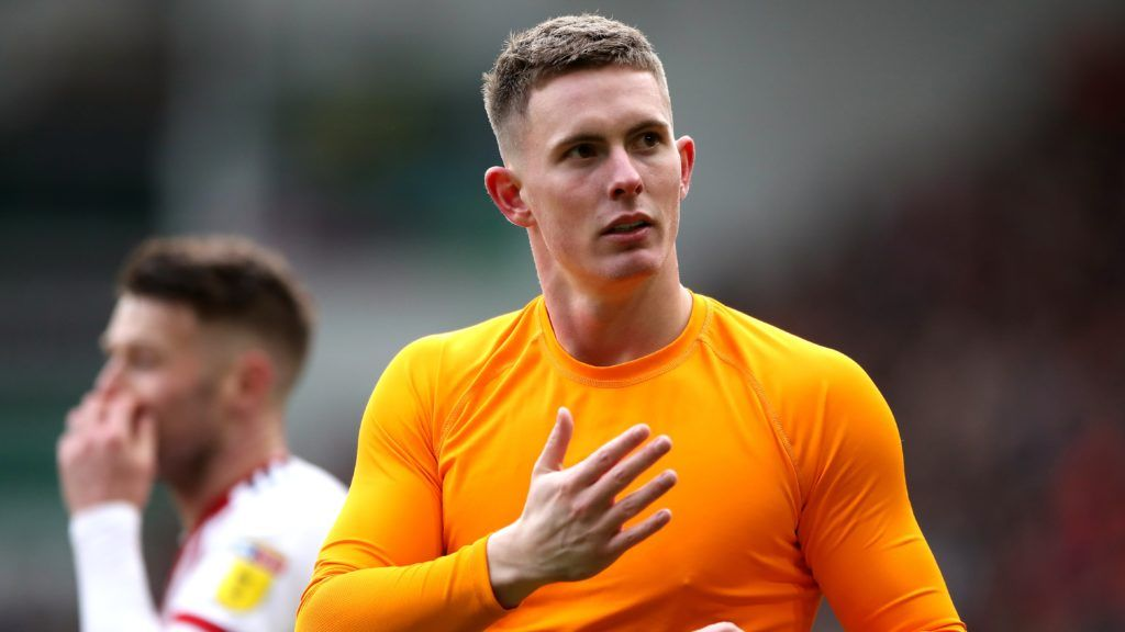 Dean Henderson Would Relish Sheffield United Move Sheffield United Soccer News Tottenham Hotspur Manager