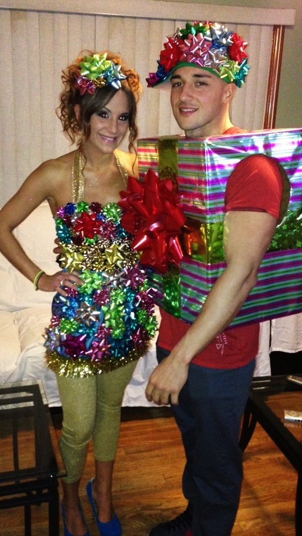 Good Christmas Party Costume Ideas For Adults Part - 9: Beautiful Christmas Costume Ideas: 35 Outfts