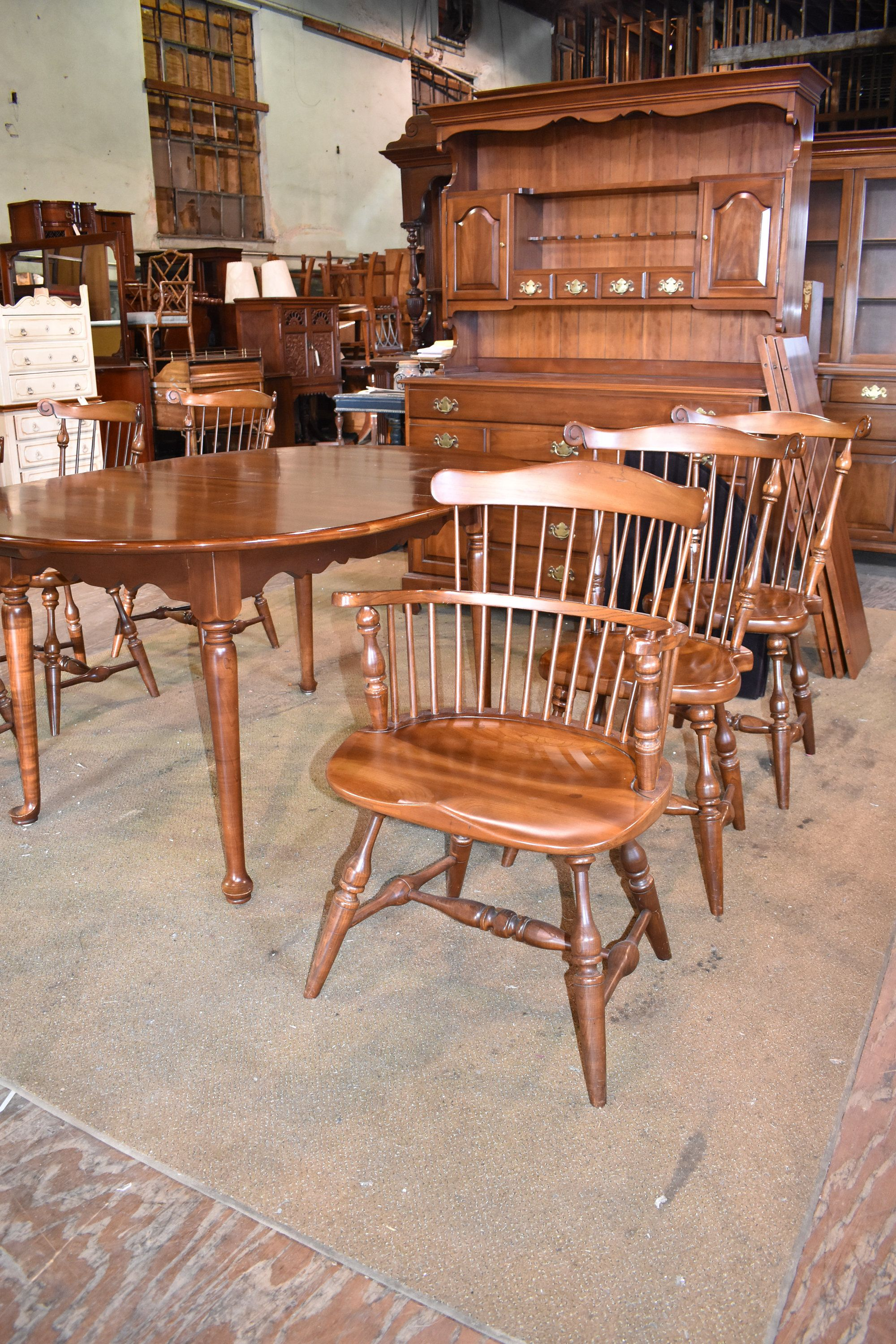 1920 S Antique Jacobean Dining Room Set Antique Dining Room Sets