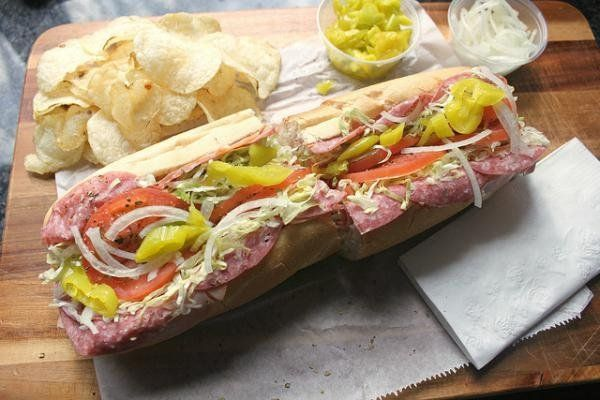 This is the old-school hoagie recipe you've been searching for #sandwichrecipes
