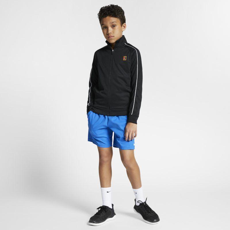 NikeCourt Boys' Tennis Warm Up Jacket