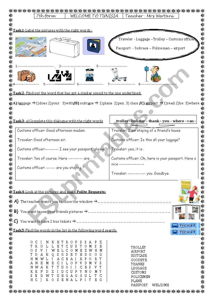 it is about travelling and words related to this topic. For task 3 after  filling in the blanks I added an activity about… in 2021   Vocabulary  worksheets [ 1169 x 826 Pixel ]