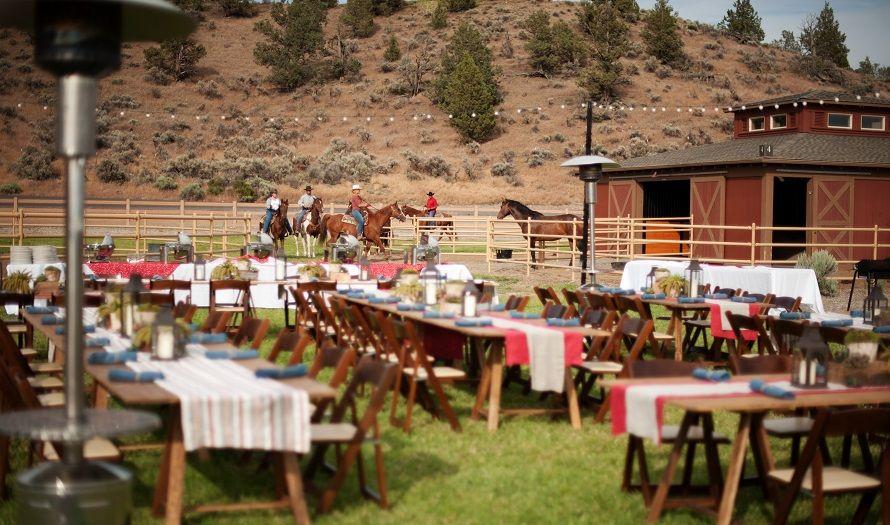 Bend oregon weddings venues unlimited outdoor space