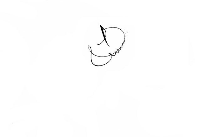tatouage calligraphie lettre d 3 3 tatouage initiales. Black Bedroom Furniture Sets. Home Design Ideas