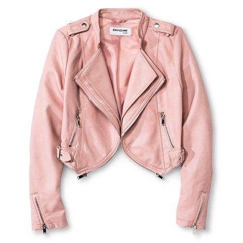 3e10a310e CoffeeShop Kids Girls' Faux Leather Jacket - Pink   Sylas Jade/Cohen ...