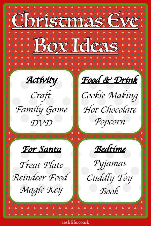 Christmas Eve Box | Christmas eve box, Christmas eve, Christmas