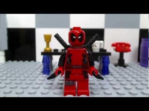 Lego Deadpool's Villain School - YouTube