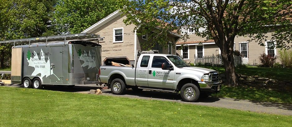 Contractors In Maine New Leaf Construction Company Rockport Me Construction Construction Company Remodeling Projects