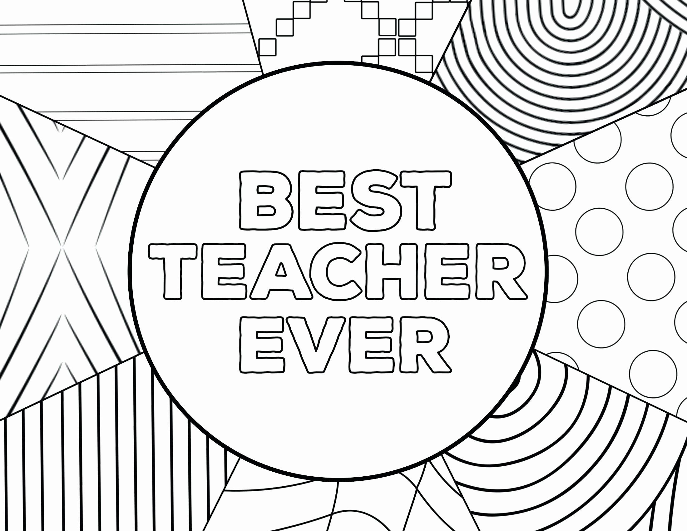 Teacher Appreciation Day Cards Luxury Thank You Teacher Coloring Cards Eastbaypa In 2020 Teacher Appreciation Teacher Appreciation Printables Teacher Thank You Cards