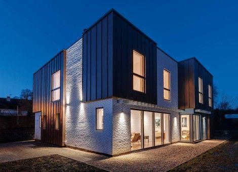 24756 Jpg Mansard Roof House Roof Brick Cladding