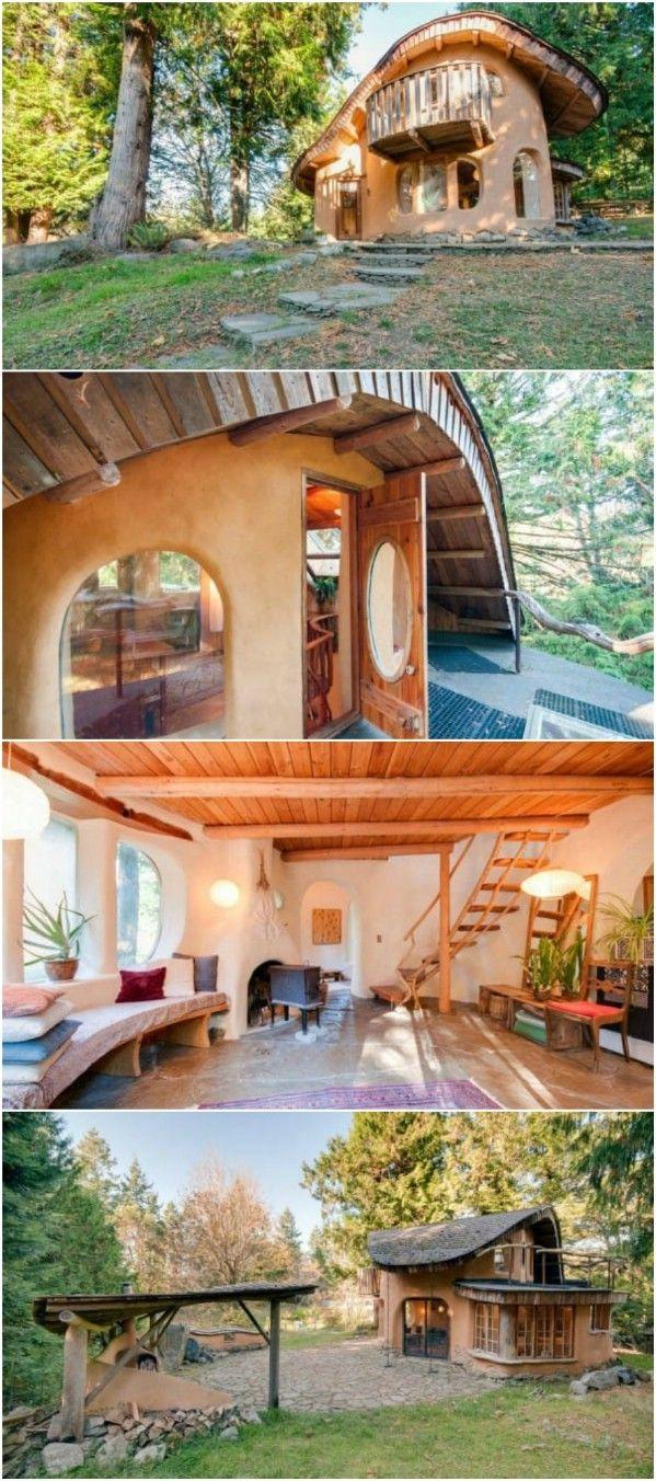 Cob Cottage These 35 Enchanting Tiny Houses