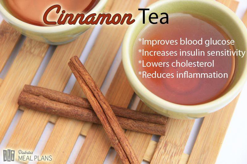 How To Make Cinnamon Tea Plus 5 Delicious Recipes Cinnamon Tea Benefits Cinnamon Tea Diabetic Recipes