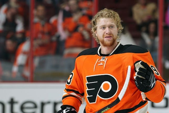 Flyers' Voracek will donate $1,000 to battle multiple sclerosis for every point this season | The Hockey News