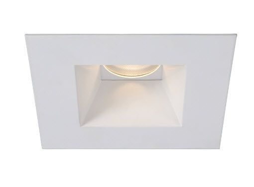 3 inch led recessed lighting trim with open square reflector 3 inch led recessed lighting trim with open square reflector aloadofball Choice Image