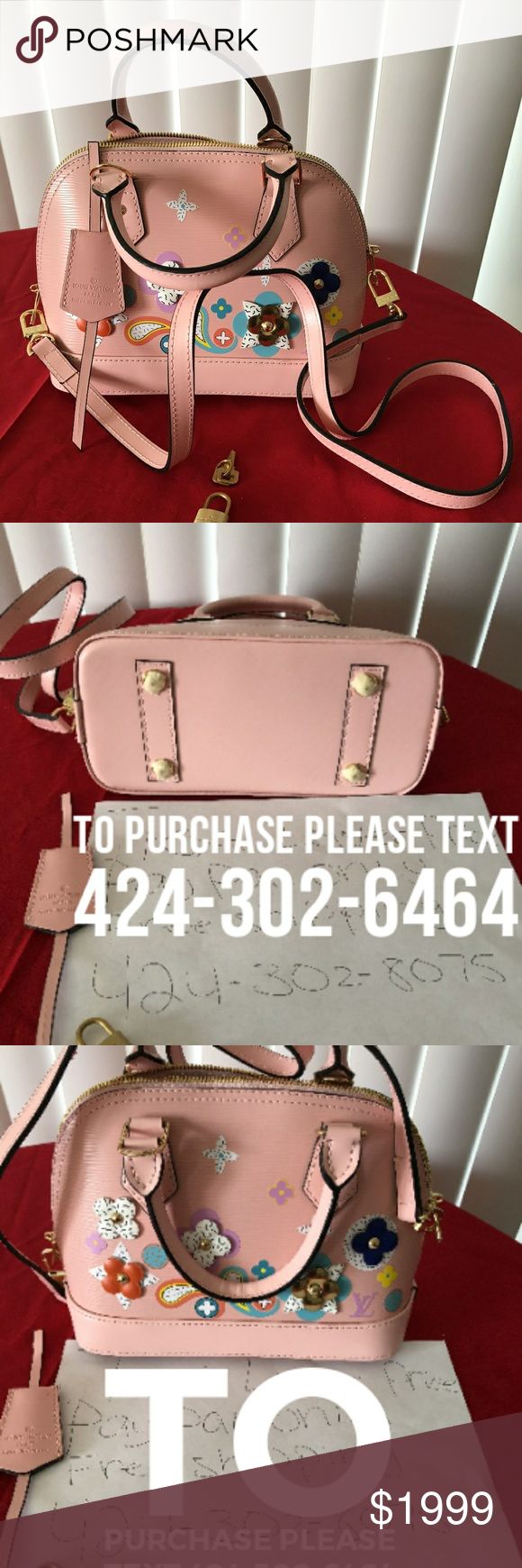 0cc2ed487a63 Spotted while shopping on Poshmark  Louis Vuitton Handbag!  poshmark   fashion  shopping  style  Louis Vuitton  Handbags