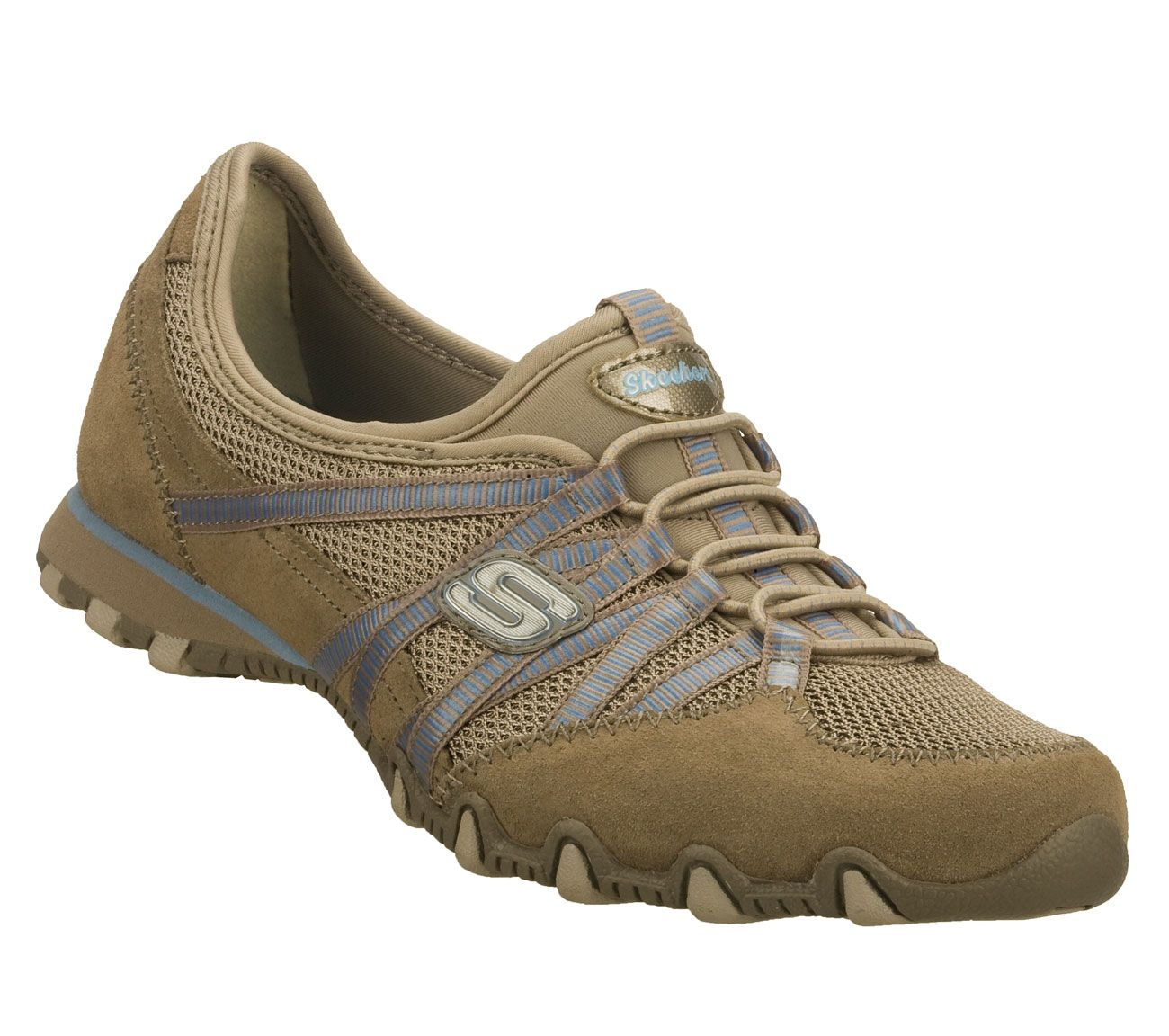 Buy SKECHERS Women's Bikers Hot Ticket Bungee Sneakers