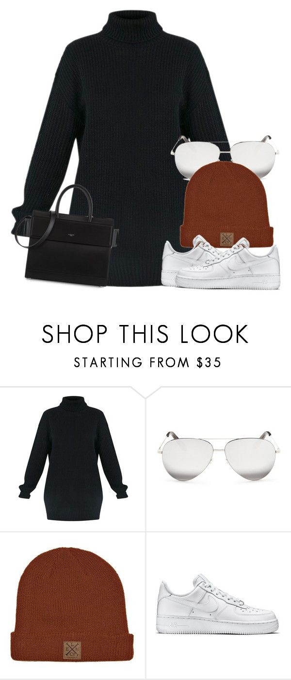 """""""Nike x Givenchy"""" by muddychip-797 ❤ liked on Polyvore featuring Victoria Beckham, NIKE, Givenchy, casual, nike, brunch and fashionset"""