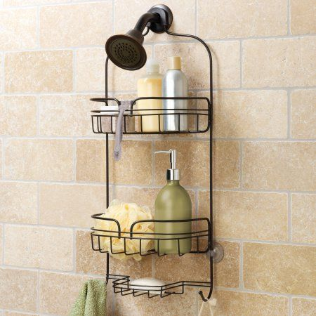 Home Large Shower Shower Rack Storage