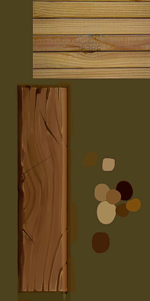 Disegno E Pittura Forum.Hand Painted Textures What Else Polycount Forum