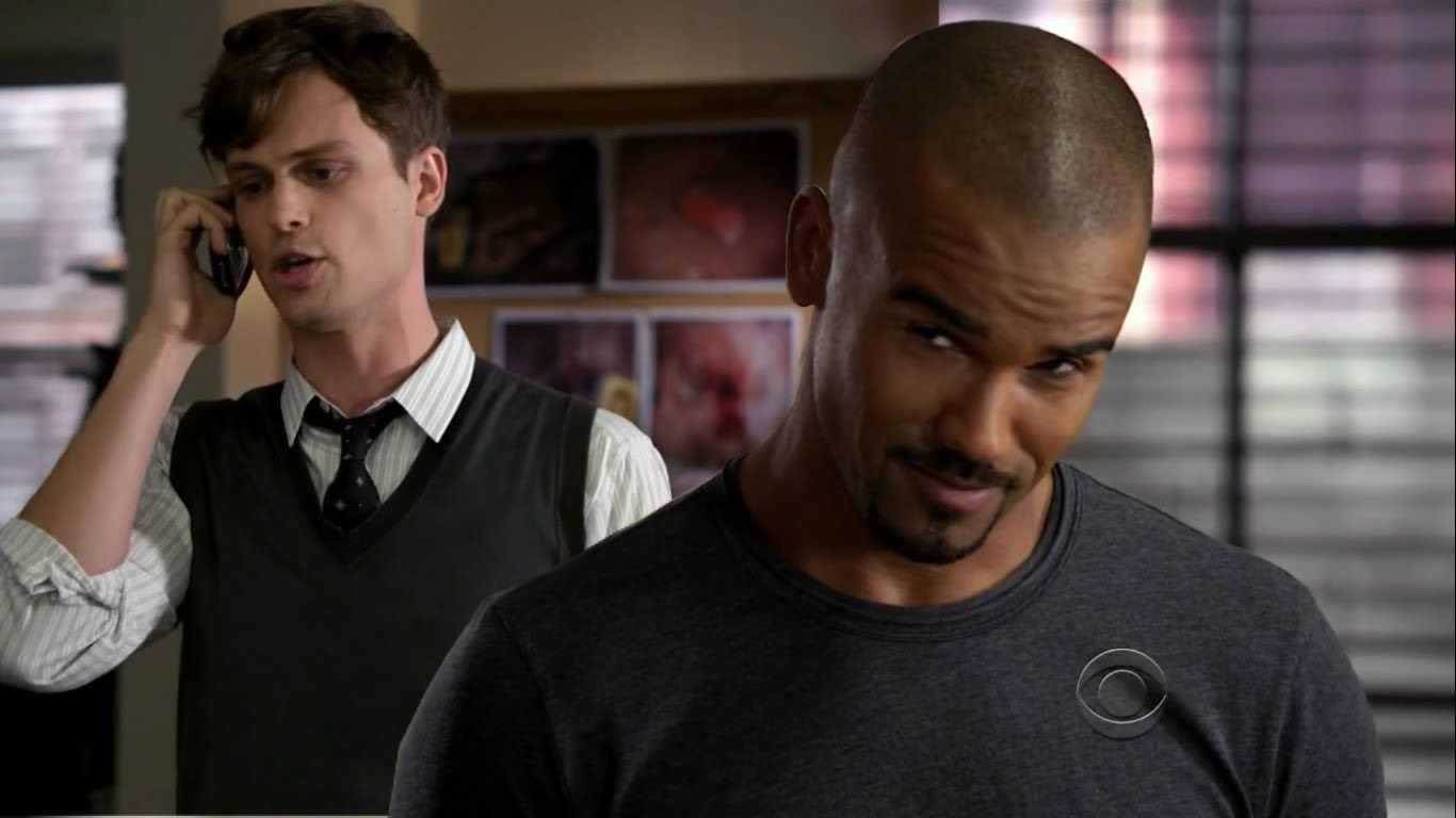 Are derek morgan and garcia dating on criminal minds