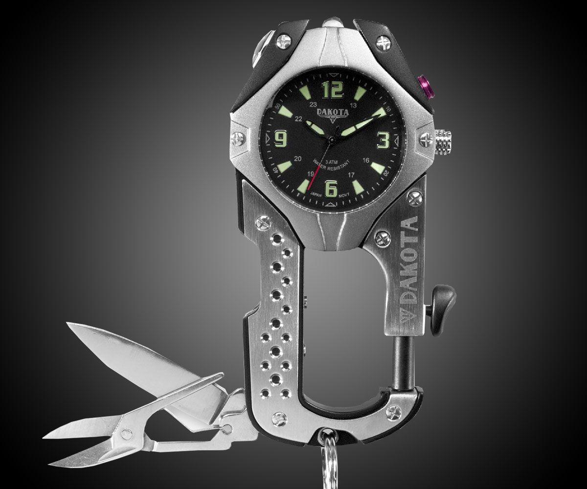 Dakota Watch Company Knife Clip Watch companies, Watches