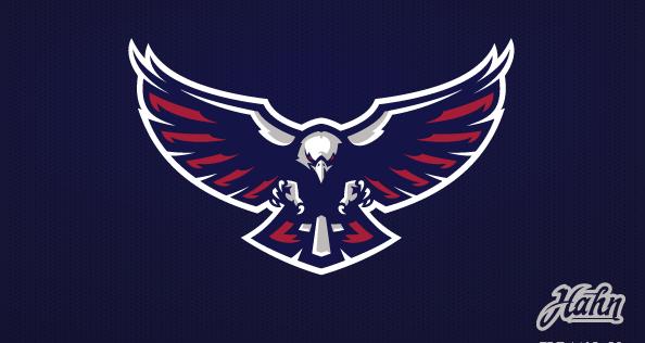 Oklahoma Wesleyan University On Behance Logo Concept Animal Logo Sports Logo Inspiration