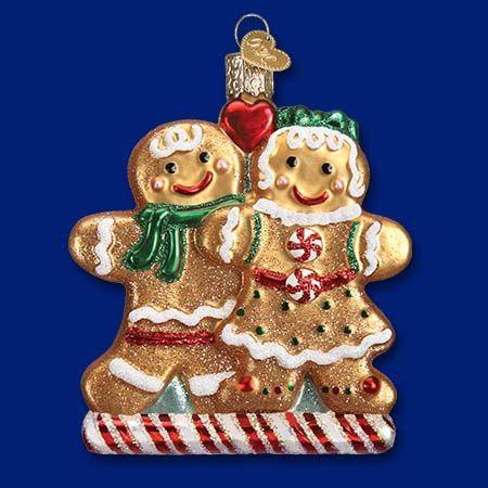 Gingerbread Friends...Merck