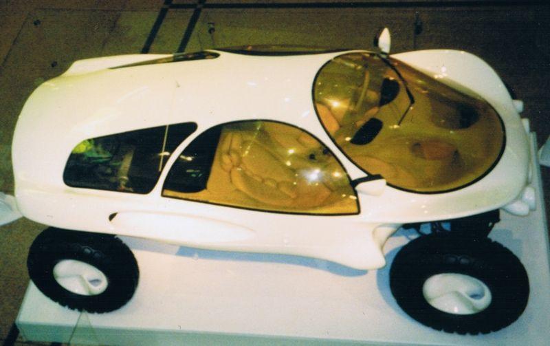 1987 Colani - Lada Gorbi Concept