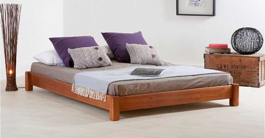 Low Platform Bed No Headboard Low Platform Bed Low Bed Frame
