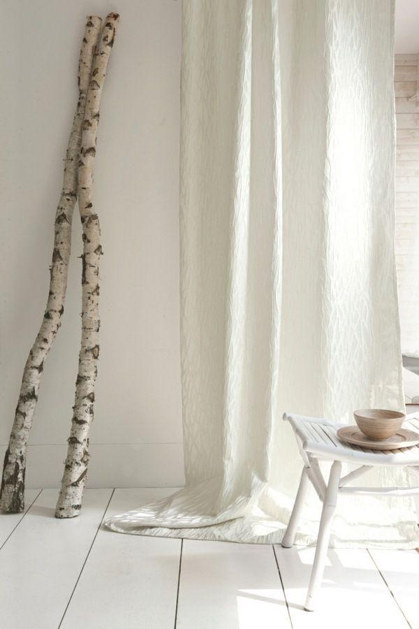 Net Curtains Curtain Fabrics Curtains Linen Cotton Offering White Purist Curtains Curtain Fabric Curtains With Blinds