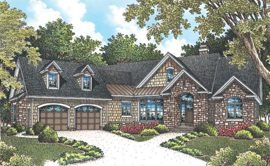 The Whiteheart House Plan Images See Photos Of Don Gardner House Plans 2200sf Dream House Plans House Exterior Exterior House Colors