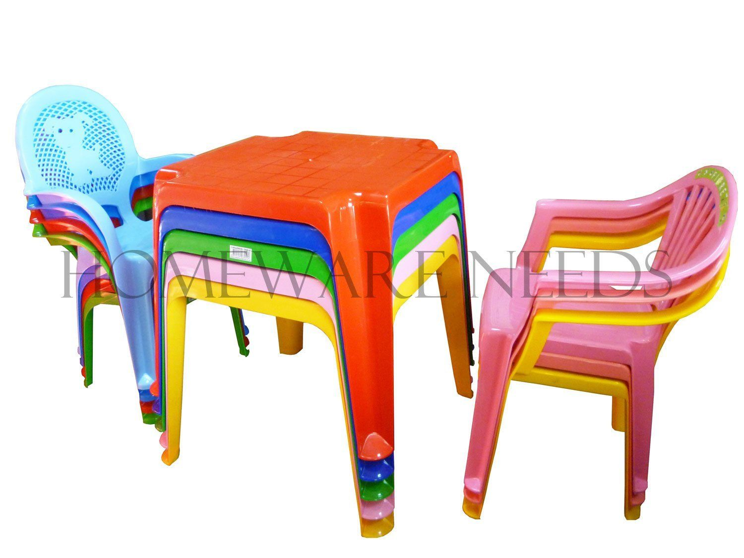 Marvelous Kids Plastic Table And Chairs Childrens Kids Plastic Table Gmtry Best Dining Table And Chair Ideas Images Gmtryco