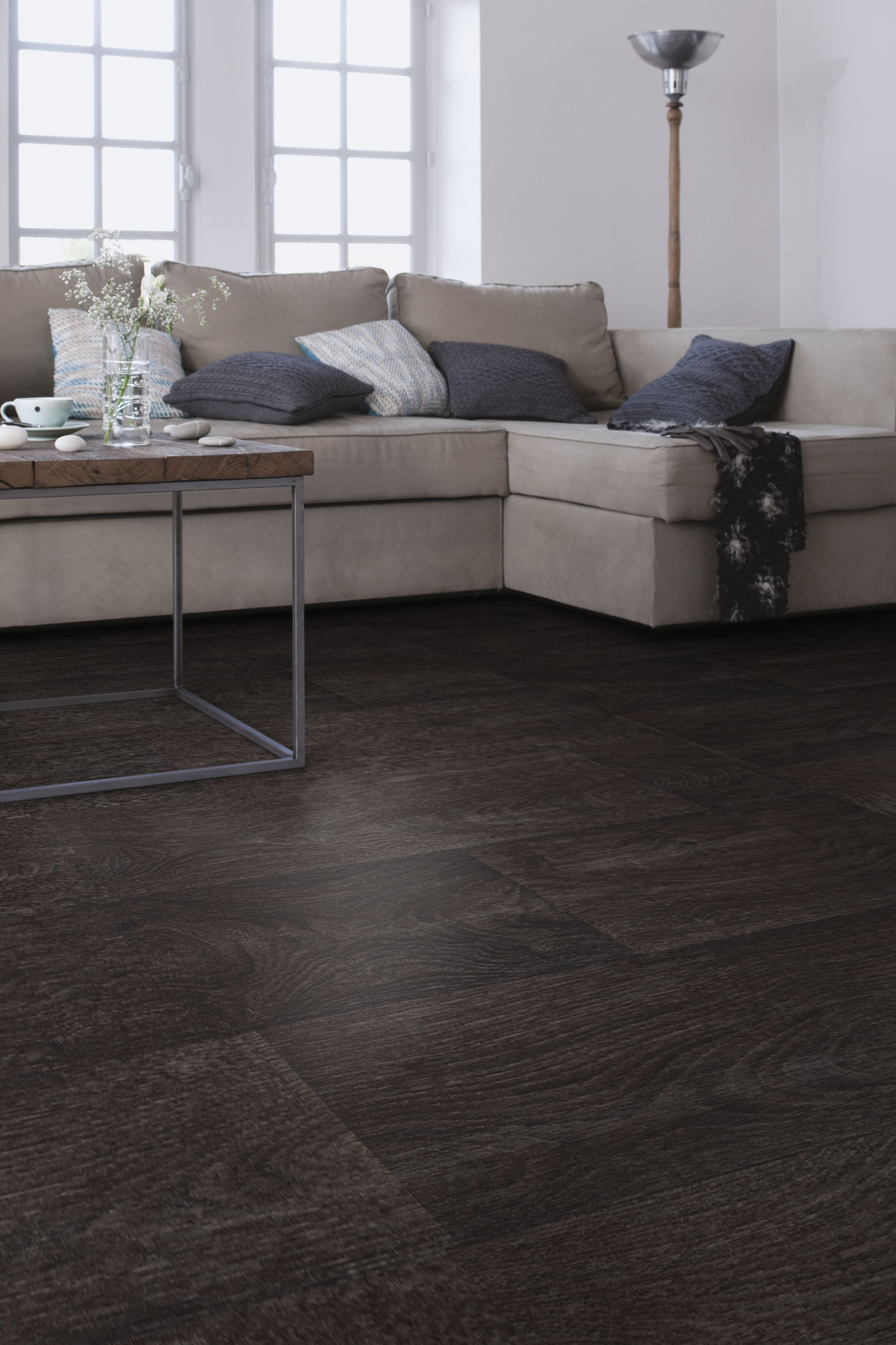 Newport Ebene Primetex By Gerflor Flooring Design Trendy Living Rooms Interior Design Living Room Living Room Tiles #vinyl #flooring #living #room #ideas