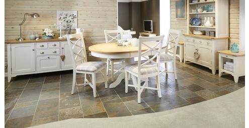 Shore Cross Back Chair Chairs