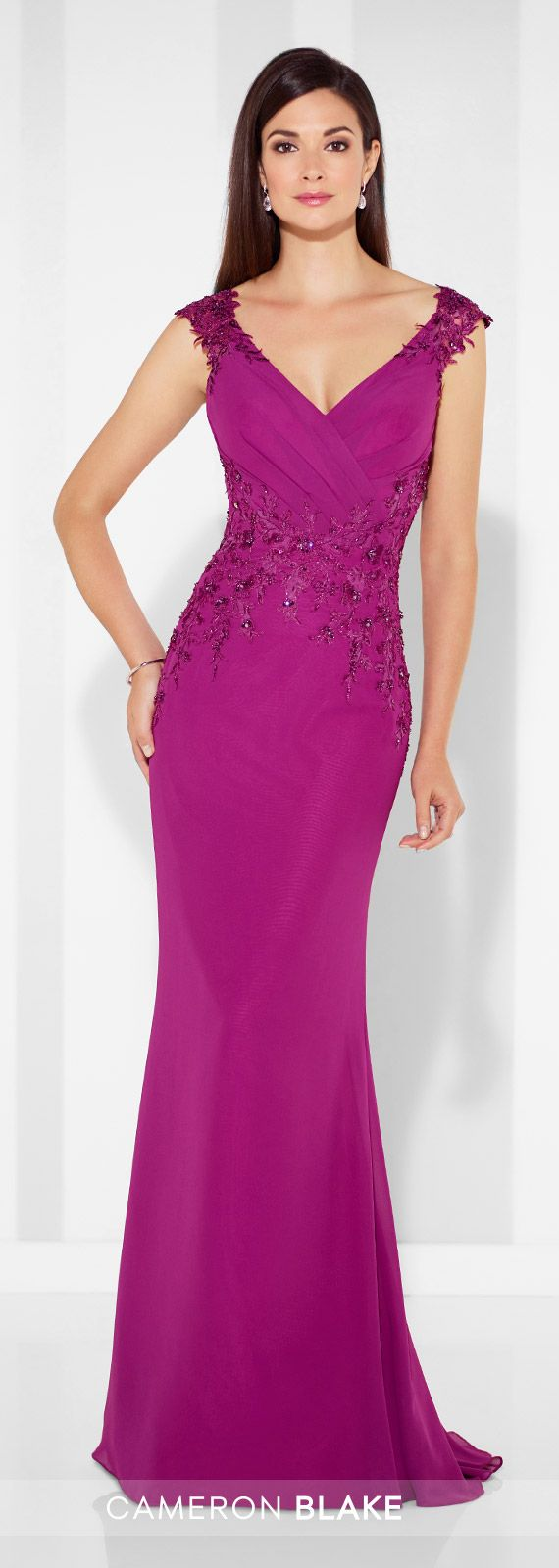 Cameron Blake - Evening Dresses - 117616 | Vestiditos, Vestidos de ...