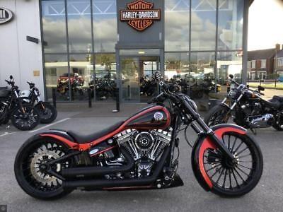 Harley Breakout For Sale >> Ebay Harley Davidson Fxsb Breakout 110 Custom Air Ride