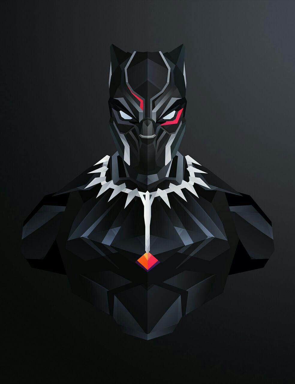 Pin de Esteban99 en SUPERHERO Pantera negra de marvel