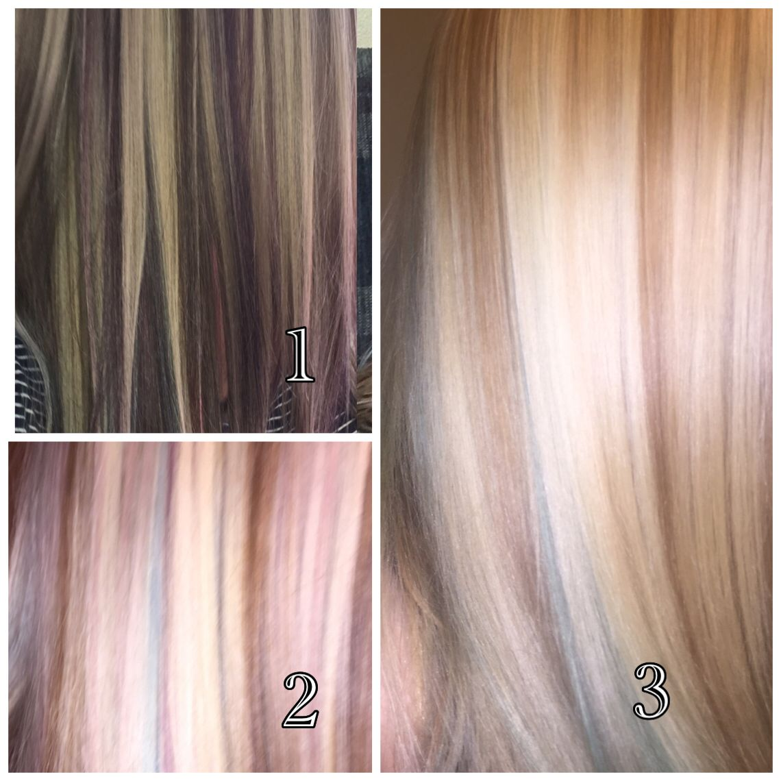 Lighten Hair Color In Three Weeks Using Clarifying Shampoo And Crushed Vitamin C Pills Mixed And Let Set O How To Lighten Hair Thick Hair Styles Hair Vitamins