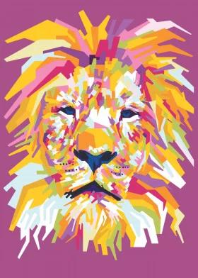 Animal poster prints by Firman Alief | Displate | Displate thumbnail