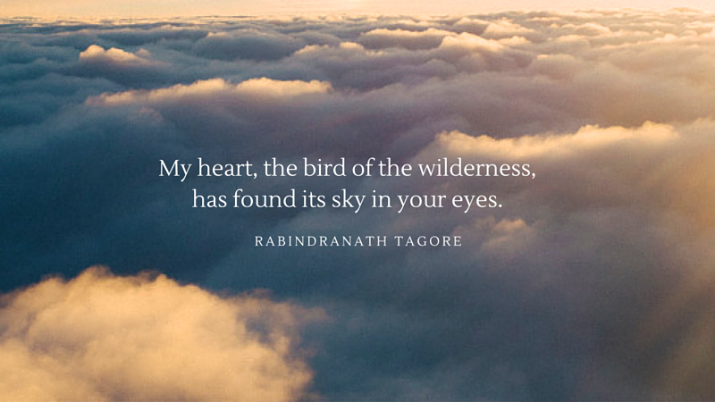 Tagore Love Quote Desktop Wallpaper Love Quotes Wallpaper Happy New Year 2017 Quotes Bright Quotes