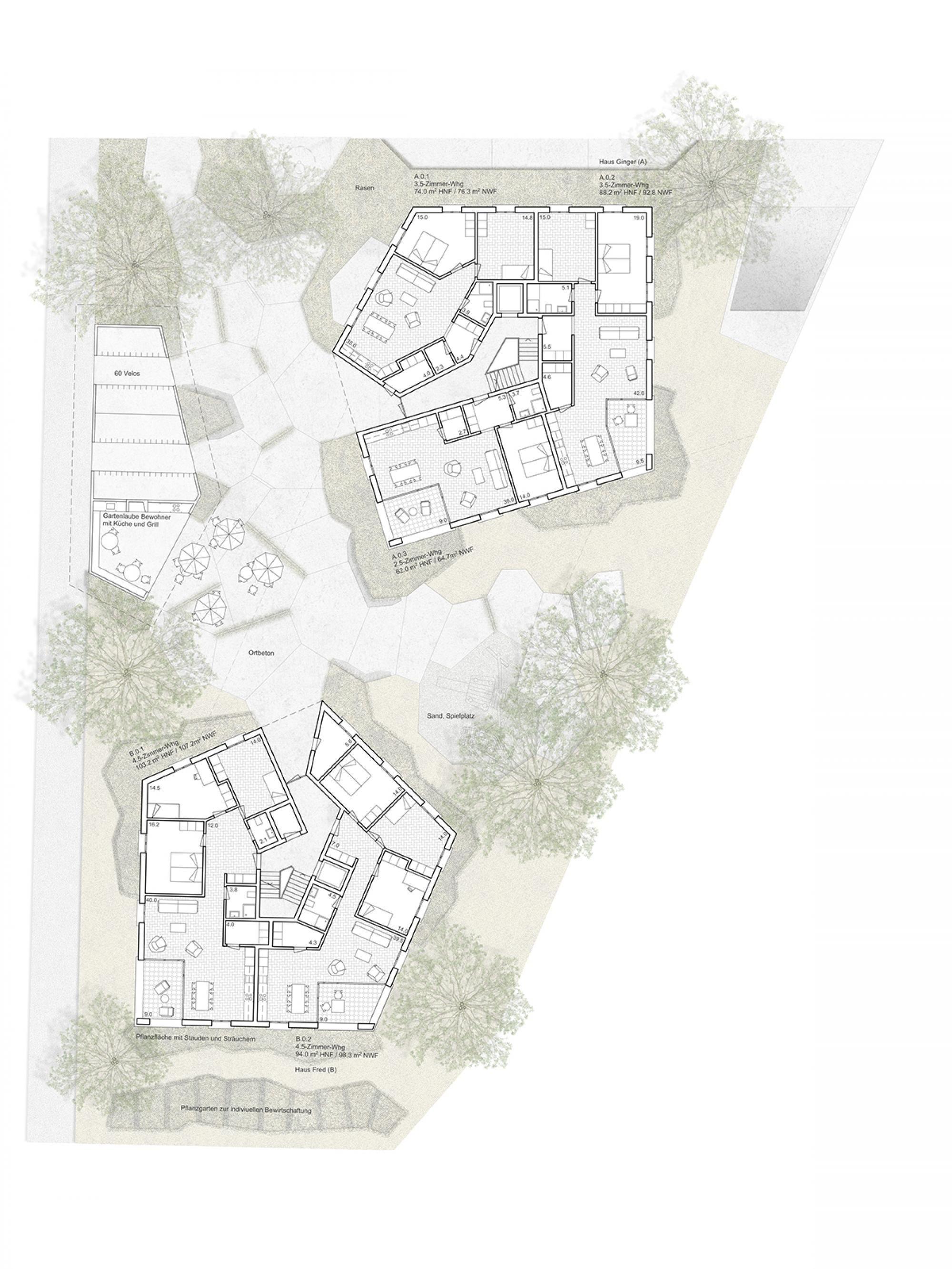 IGUAL&GUGGENHEIM Architekturbüro #architektonischepräsentation