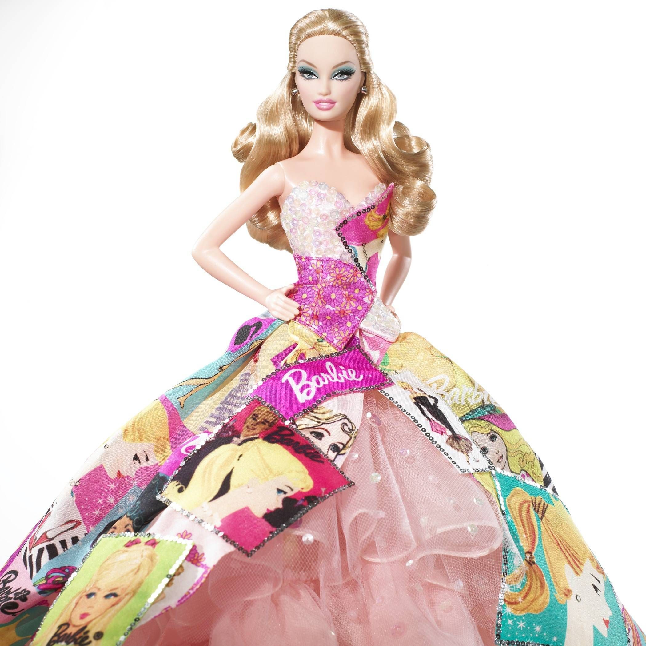 Cute hairstyles for barbie dolls - Barbie Collector Generations Of Dreams Doll Coupon
