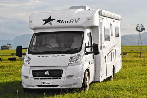 Pegasus Rv 4 Berth Slider Book Online Budget Campervan Hire