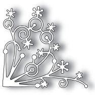 Memory Box Dies, Snowflake Corner