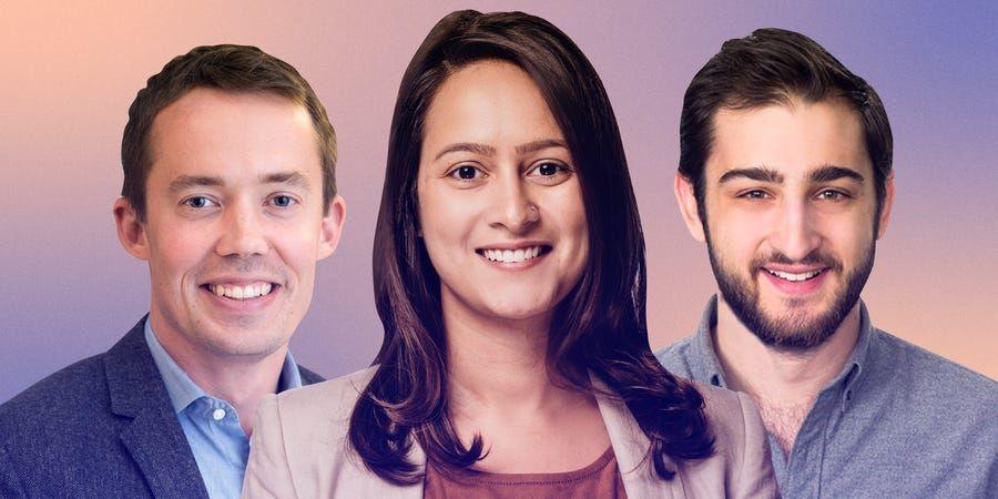 Rising stars meet the 16 investors changing
