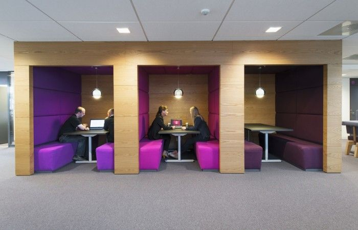 Office Tour Eidsiva Bredband As Lillehammer Headquarters With Images Office Design Office Booth Design